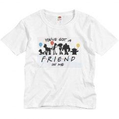 You've Got A Friend (yxs-xl)