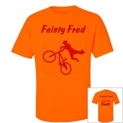 Orange Feisty Fred