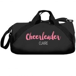Cheerleaders bag
