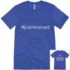 #jcaintrained - men's t-shirt