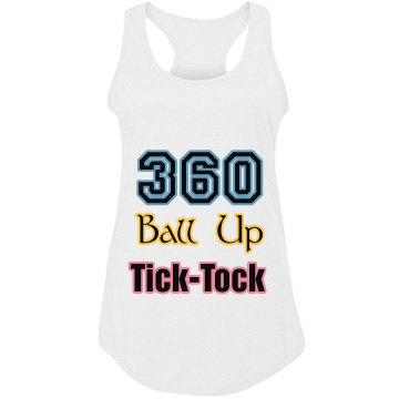 360 Ball Up Tick-Tock