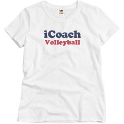 iCoach Volleyball