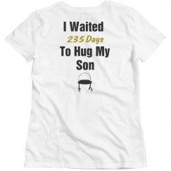 Military Mom shirt