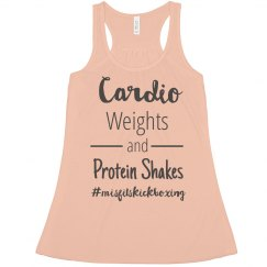 Cardio Weights And Protein