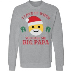 Big Papa Christmas Emoji