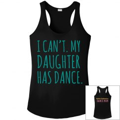 My daughter has dance