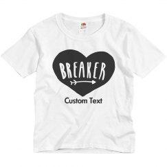 Custom Little Heartbreaker Tee