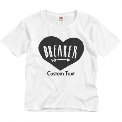 Custom Little Heartbreaker Tee