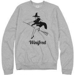 Witch Halloween Sweatshirt