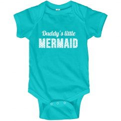 Daddy's Little Mermaid