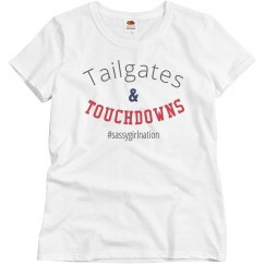 tailgates & touchdowns T