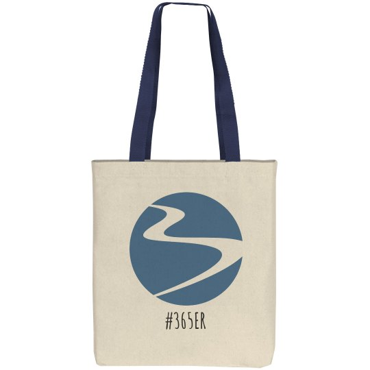 #365er Beachbody Logo Tote