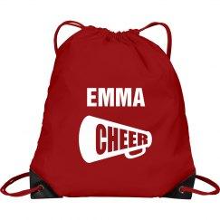 Emma cheer bag