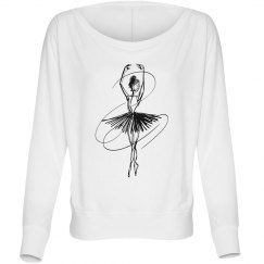 Dance Flowy Shirt