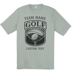 Custom Youth Golf Team Tees