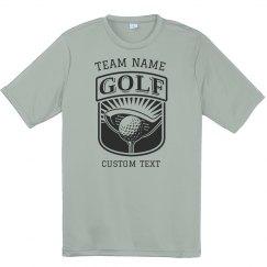 Custom Youth Golf Team Tees