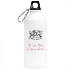 Business/G4G Water Bottle