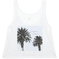 LA Palm Trees Tank