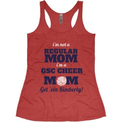 GSC Cheer Mom T- Shirt