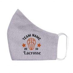 Custom Lacrosse Team Youth Mask