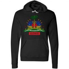 Haitian Flag-Elevate Hoody