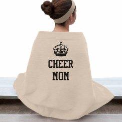 Cheer Mom Blanket