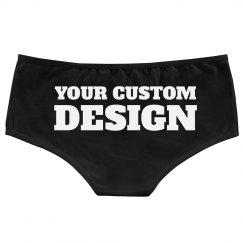 Personalized Underwear/Panties