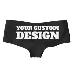 Personalized Underwear/Panties