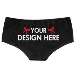 Customize Your Own Underwear