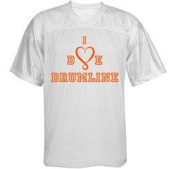 I Heart DE Drumline