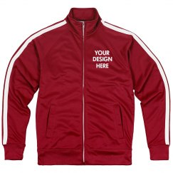 Create your Design Custom Sporty Track Jacket