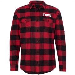 Tony lyrical clothing