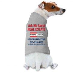 Dog shirts Khazzam