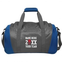 Basketball Team Duffel