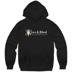 Hoodie w/front logo