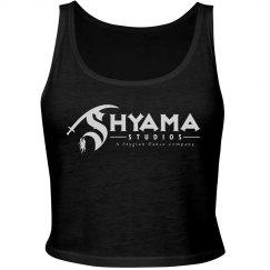 Shyama Studios Black Crop Top