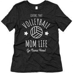 This Mom Has A Volleyball Life