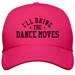 Bachelorette Hats Dance Moves