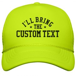 Bachelorette Hats Custom Text