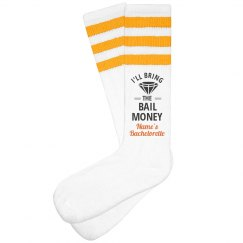 Bachelorette Socks Bail Money