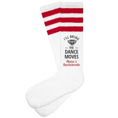 Bachelorette Socks Dance Moves