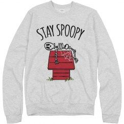 Stay Spoopy Sweatshirt