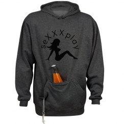 seXXXplay mens hoodie