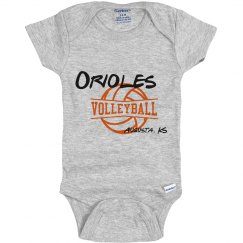 Orioles Volleyball Infant