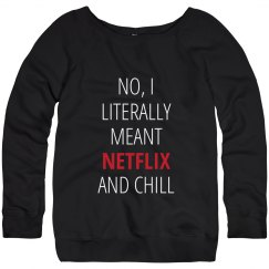 Netflix & Chill For Real