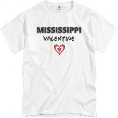 Mississippi valentine