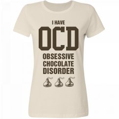 Obsessive Chocolate Disorder