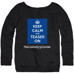 Keep Calm and Teaser On