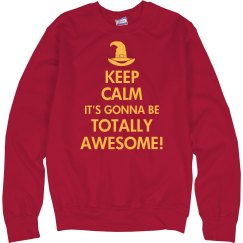Keep Calm Totally Awesome