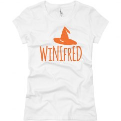 Winifred Witch BFF Shirt